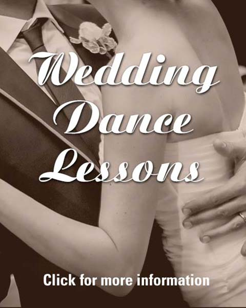 Wedding Dance Lessons at Rigby's Jig Dance Studio in Richmond Virginia